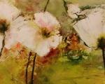 """Leinwandbild """"moderne Blumen"""".jpg"""