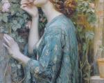 Leinwandbild von J.W. Waterhouse.jpg