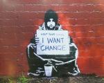 "banksy ""I want change"".jpg"