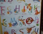 """Poster """"ABC mit Winnie """".jpg"""