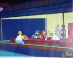 "Poster ""Simpsons Nighthawk"".jpg"