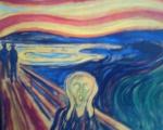 """Poster """"Edvard Munch"""".jpg"""
