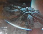 "Poster ""Star Wars Milenium Falcon"".jpg"