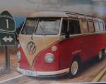"""Poster """"VW - T1Camper"""".jpg"""
