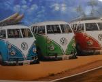 """Poster """"VW - T1 Camper2.jpg"""