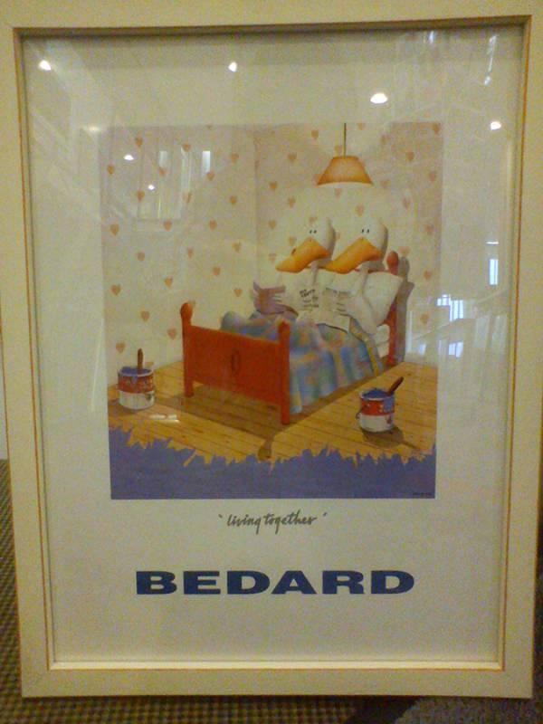 Micheal Bedard