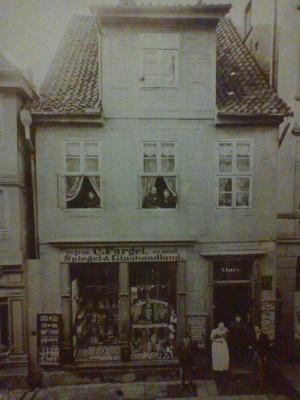 Stammhaus Bäckerstrasse